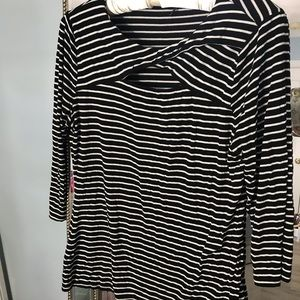 Vince Camuto Cute 3/4 Sleeve Top